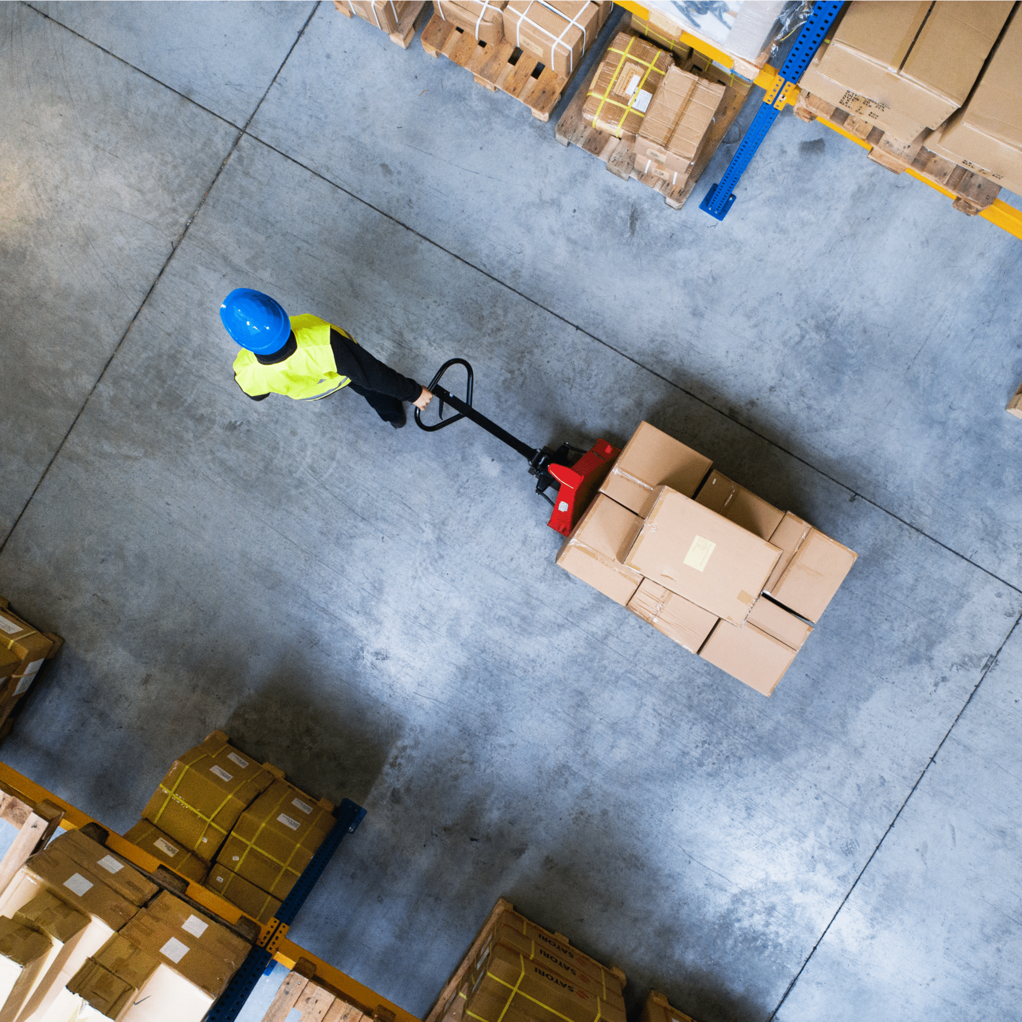 Fulfillment, Warehousing, and Packaging Services